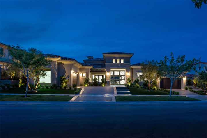 Luxury homes for sale in las vegas nv for Mansions for sale in las vegas